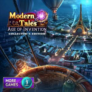 Modern Tales Age of Invention - Official Soundtrack. Front. Нажмите, чтобы увеличить.