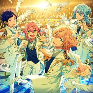 ENSEMBLE STARS! ALBUM SERIES PRESENT -fine- [Limited Edition]. Front (small). Нажмите, чтобы увеличить.