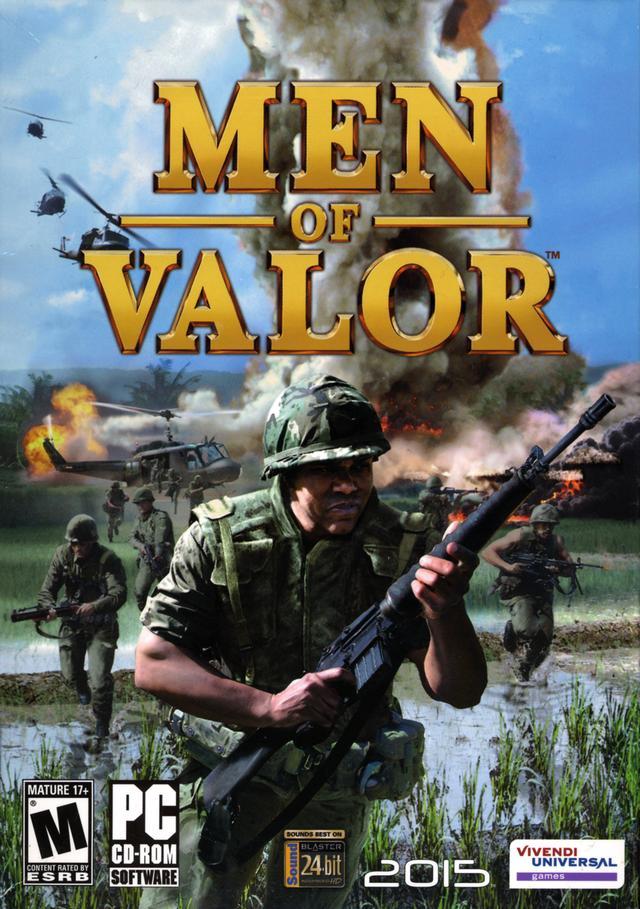 скачать игру Men Of Valor - фото 6