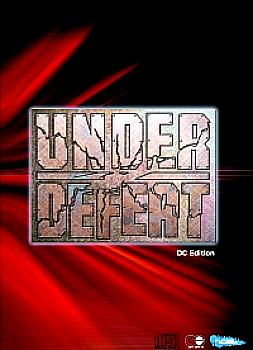 UNDER DEFEAT -SoundTracks- DC Edition. Front (small). Нажмите, чтобы увеличить.