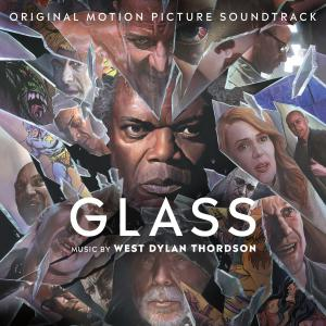 Glass Original Motion Picture Soundtrack. Front. Нажмите, чтобы увеличить.
