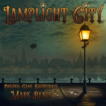 Lamplight City Original Game Soundtrack. Front. Нажмите, чтобы увеличить.