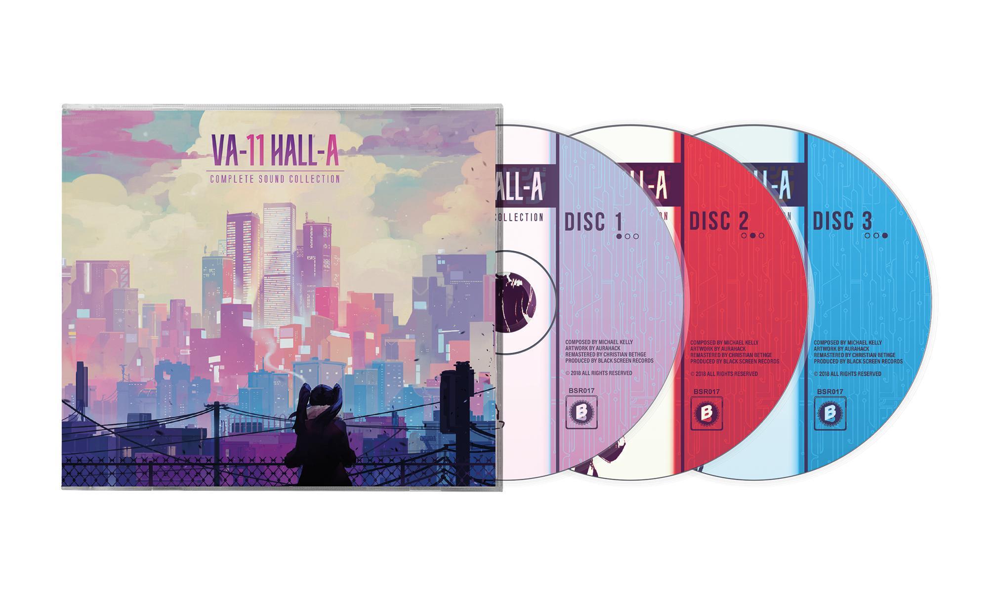 VA-11 HALL-A музыка из игры | VA-11 HALL-A COMPLETE SOUND