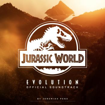 Jurassic World Evolution Official Soundtrack. Front. Нажмите, чтобы увеличить.