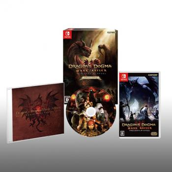 Dragon's Dogma: Dark Arisen Re:Compose Mini SoundTrack. Package. Нажмите, чтобы увеличить.