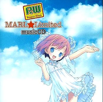 P.W Project Witch MARL☆Limited musicCD. Front. Нажмите, чтобы увеличить.