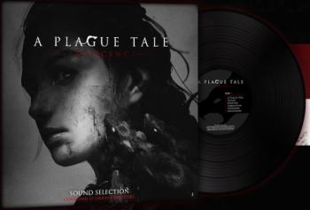 A Plague Tale: Innocence Sound Selection. Front (sample). Нажмите, чтобы увеличить.