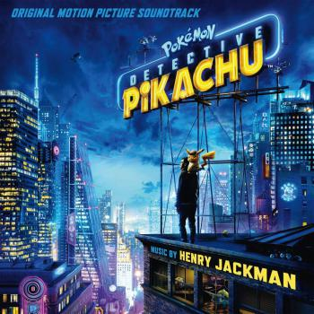 Pokémon Detective Pikachu Original Motion Picture Soundtrack. Front. Нажмите, чтобы увеличить.