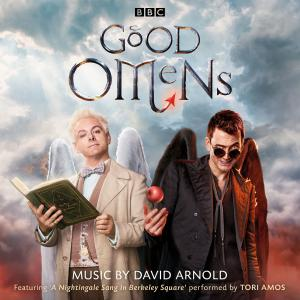 Good Omens Original Television Soundtrack. Front. Нажмите, чтобы увеличить.