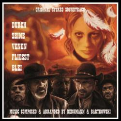 Durch Seine Venen Fliesst Blei-Bullet Vain Original Motion Picture Soundtrack. Передняя обложка. Нажмите, чтобы увеличить.