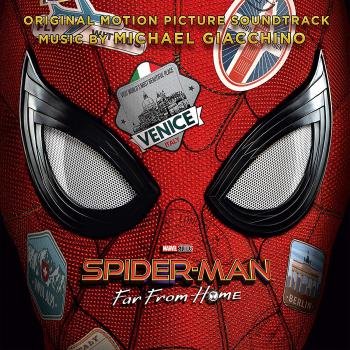 Spider-Man: Far From Home Original Motion Picture Soundtrack. Front. Нажмите, чтобы увеличить.