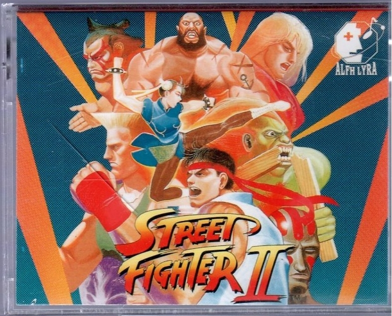 Street Fighter II -G.S.M. CAPCOM 4-Популярное
