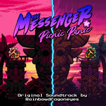 Messenger: Picnic Panic Original Soundtrack, The. Front. Нажмите, чтобы увеличить.