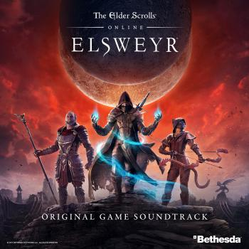 Elder Scrolls Online: Elsweyr Original Game Soundtrack, The. Front. Нажмите, чтобы увеличить.