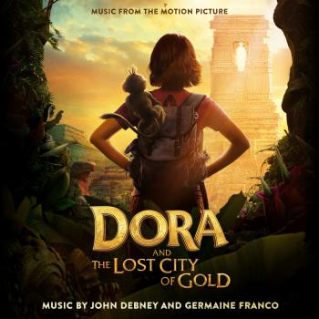 Dora and the Lost City of Gold Music from the Motion Picture. Front. Нажмите, чтобы увеличить.