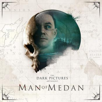 Dark Pictures Anthology: Man of Medan, The. Front. Нажмите, чтобы увеличить.