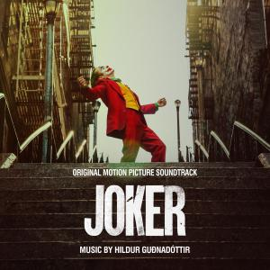 Joker Original Motion Picture Soundtrack. Front. Нажмите, чтобы увеличить.