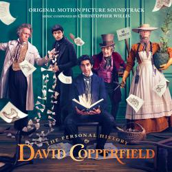 Personal History of David Copperfield Original Motion Picture Soundtrack, The. Передняя обложка. Нажмите, чтобы увеличить.