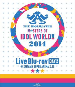 THE IDOLM@STER M@STERS OF IDOL WORLD!!2014 Live Blu-ray DAY 2 @SAITAMA SUPER ARENA 2.23, The. Front. Нажмите, чтобы увеличить.