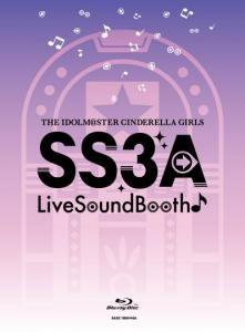 THE IDOLM@STER CINDERELLA GIRLS SS3A Live Sound Booth♪, The. Front. Нажмите, чтобы увеличить.