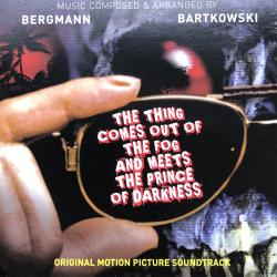 Thing Comes out of the Fog and Meets the Prince of Darkness Original Motion Picture Soundtrack, The. Передняя обложка. Нажмите, чтобы увеличить.