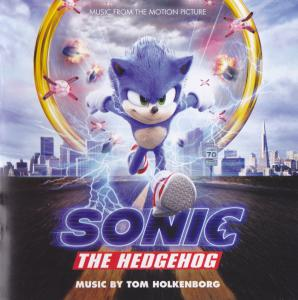 Sonic The Hedgehog Music from the Motion Picture [Limited Edition]. Front. Нажмите, чтобы увеличить.