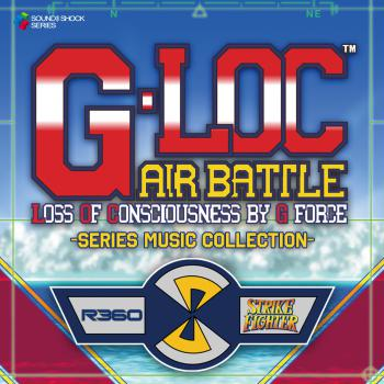 G-LOC AIR BATTLE -Series Music Collection-. Front. Нажмите, чтобы увеличить.