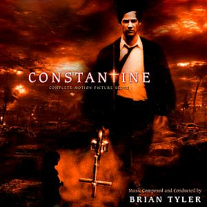 Constantine (Complete Motion Picture Score - Including Rejected Cues). Front Cover. Нажмите, чтобы увеличить.