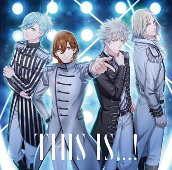 "Uta no☆Prince-sama♪ ""SUPER STAR/THIS IS...!/Genesis HE★VENS"" QUARTET NIGHT Ver.. Front . Нажмите, чтобы увеличить."