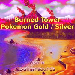 Burned Tower From