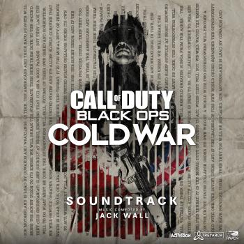Call of Duty Black Ops: Cold War (Official Game Soundtrack). Front . Нажмите, чтобы увеличить.