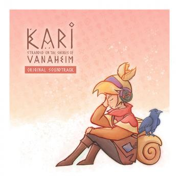 Kari: Stranded on the Shores of Vanaheim Original Soundtrack. Front. Нажмите, чтобы увеличить.