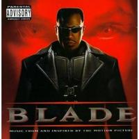 Blade: Music From and Inspired by the Motion Picture. Передняя обложка . Нажмите, чтобы увеличить.
