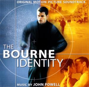 Bourne Identity - Original Motion Picture Soundtrack, The. Front. Нажмите, чтобы увеличить.