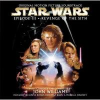 Star Wars Episode III - Revenge Of The Sith  - Original Motion Picture Soundtrack. Передняя обложка . Нажмите, чтобы увеличить.