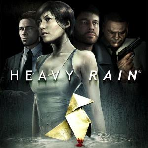 Heavy Rain Original Soundtrack from the Video Game. Front. Нажмите, чтобы увеличить.