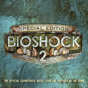 BioShock 2: The Official Soundtrack - Music From And Inspired By The Game (Deluxe Version). Лицевая сторона . Нажмите, чтобы увеличить.
