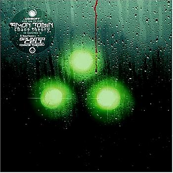 Chaos Theory - The soundtrack to Tom Clancy's Splinter Cell: Chaos Theory. Front. Нажмите, чтобы увеличить.