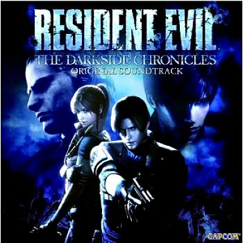 Resident Evil: The Darkside Chronicles Original Soundtrack. Front. Нажмите, чтобы увеличить.