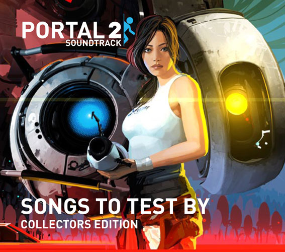 Portal 2 Collector'sEdition Soundtrack