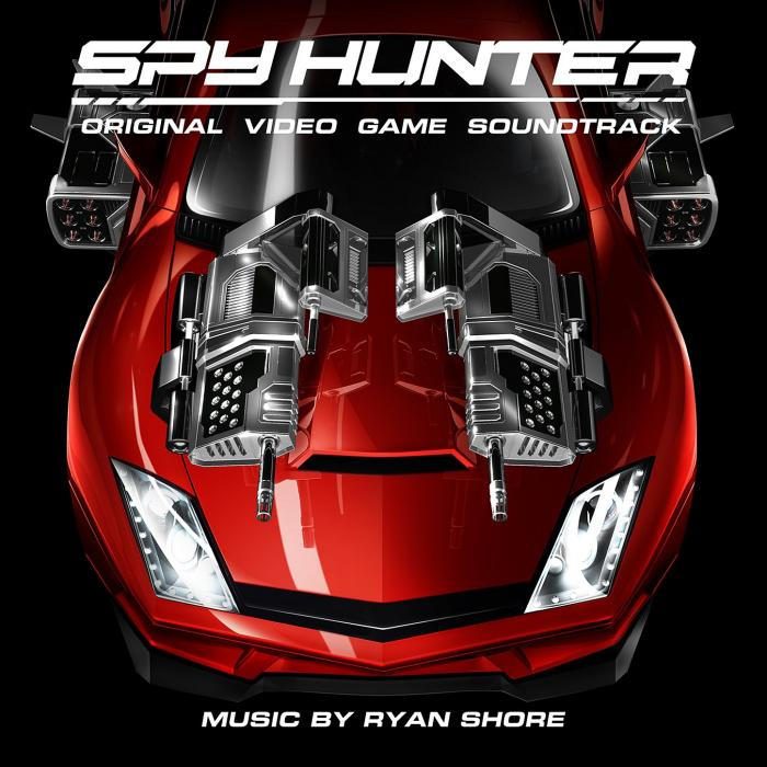 Spy Hunter 2012