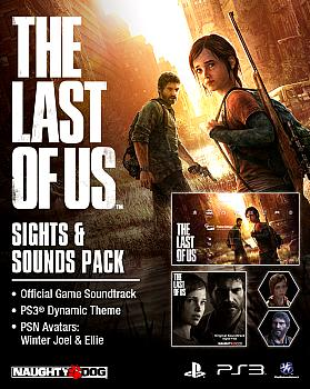 Last of Us Original Soundtrack Digital Files, The. Advert. Нажмите, чтобы увеличить.