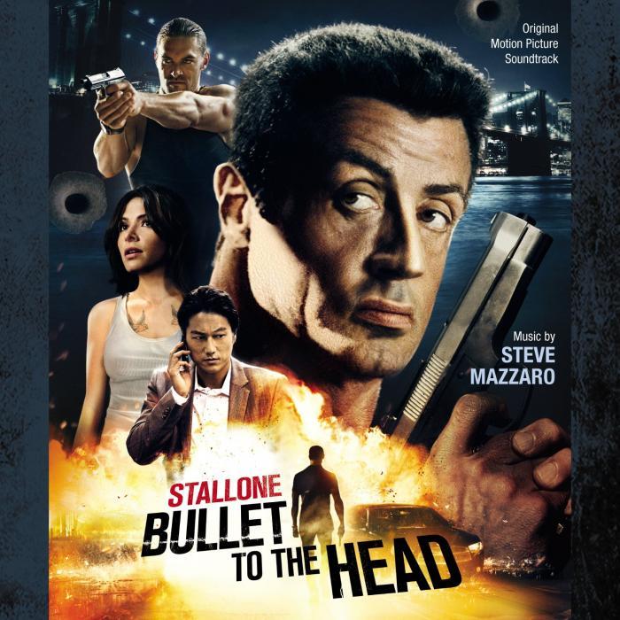 Bullet to the Head саундтрек