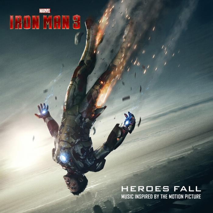Железный человек 3 саундтрек