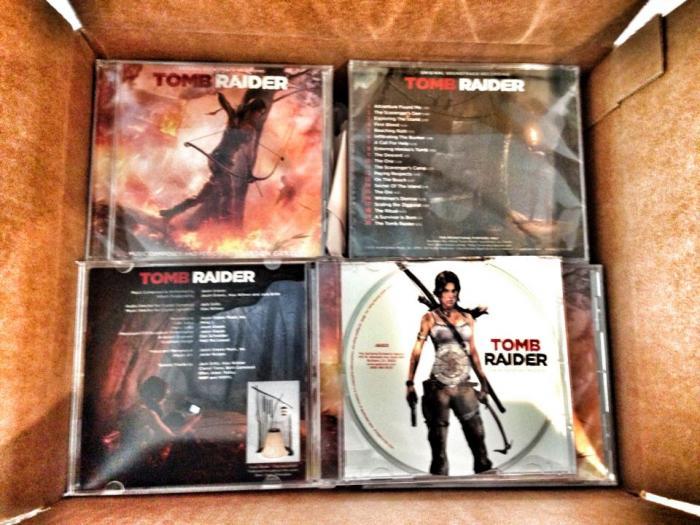 Tomb Raider Promo Soundtrack