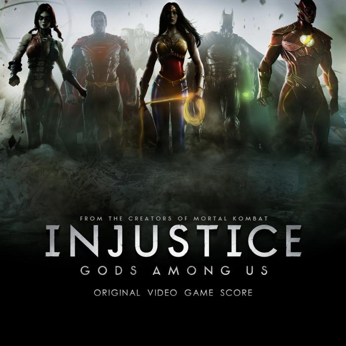 Injustice: God Among Us Original Video Game Score