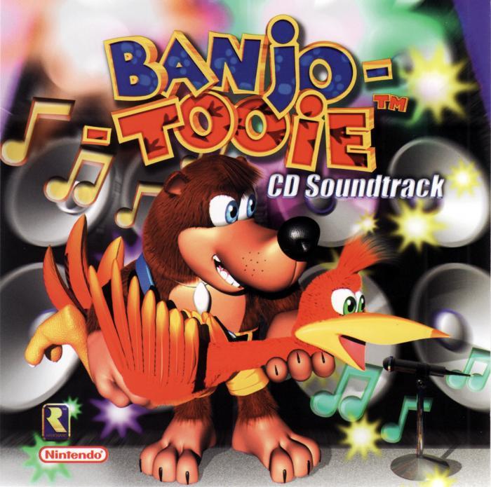 Banjo-Tooie саундтрек