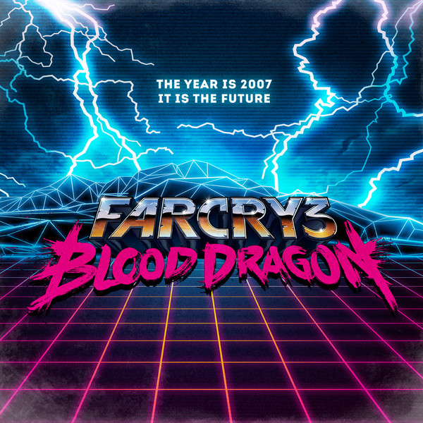 Far Cry 3: Blood Dragon Soundtrack