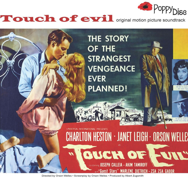 movie analysis touch of evil Of the three versions that exist of touch of evil this is the fastest-paced, the most energetic yes, and it is very much a political movie.