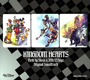KINGDOM HEARTS Birth by Sleep & 358/2 Days